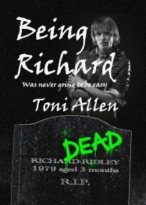 Being Richard Book Cover