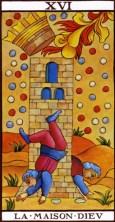 Marseille Tarot The Tower