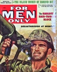 For men only - cover