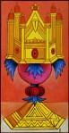 Ace of Cups Marseille Tarot