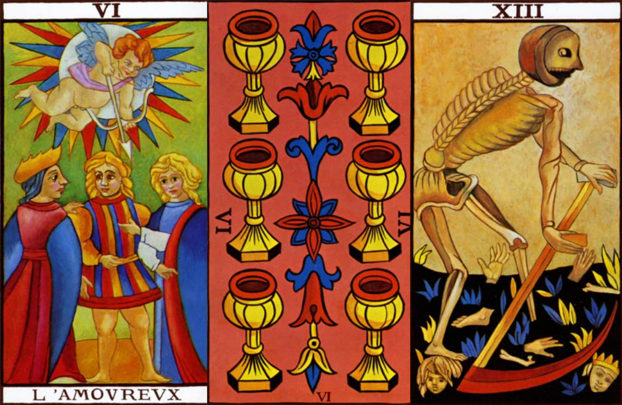 Combination Tarot Card Meanings | Toni Allen Author