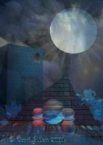 Toni Allen Tarot Moon