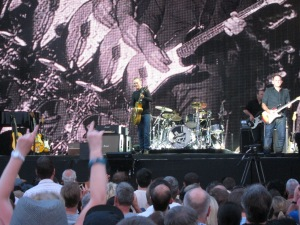 Bryan Adams live Guildford 14th July 2013
