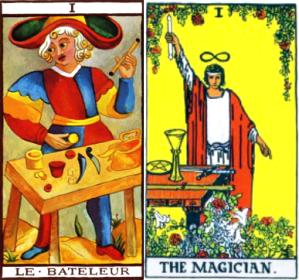 Marseille and Waite Magician