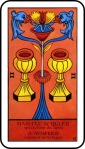Tarot Two of Cups