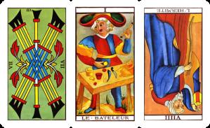 tarot 3 card spread