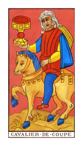 Tarot Knight of Cups