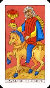 Tarot Knight of Cups