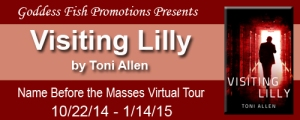 Visiting Lilly Blog Tour Banner