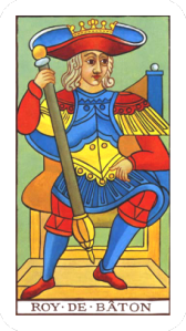 Tarot King of Wands