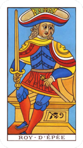Tarot King of Swords