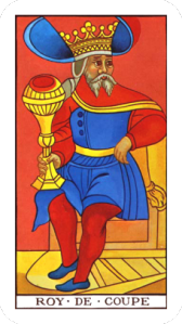 Tarot King of Cups