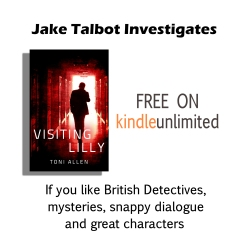 Visiting Lilly free on Kindle Unlimited