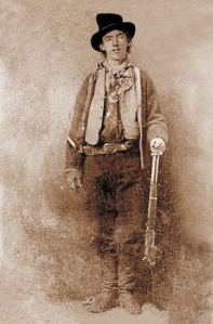 Billy the Kid potrait
