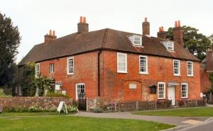 Chawton Cottage - Jane Austen's home