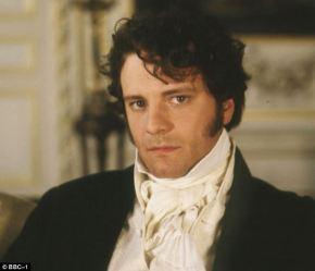 Colin Firth Darcy