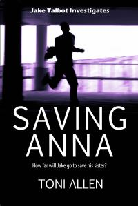 Saving Anna book cover